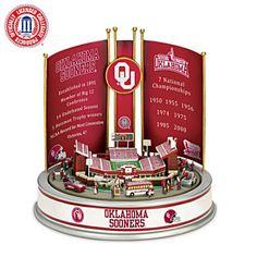 Oklahoma University Sooners Victory Musical Carousel