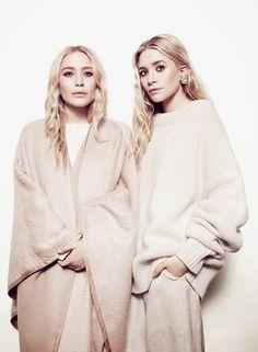 mary-kate - ashley - olsen - twins - fashion