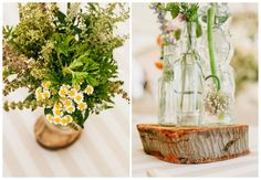 botanical flower arrangement