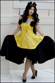 Luna. starting to think I ought to make that dress... already have a pattern that would work and everything.... Human Luna, Sailor Moon