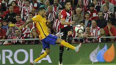 Athletic Bilbao - Barcelona 14/08/2014 | Partido de ida de la Supercopa de España 2015: Sabin Merino, novedad en el once del Athletic - MARCA.com