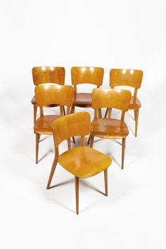 Max Bill Chair Design, Furniture Design, Max Bill, Vintage Furniture, Natural Wood, Contemporary Design, Dining Chairs, The Originals, Modern