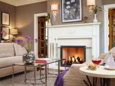 Intimate Arrangement - Hot Style: New Traditional on HGTV