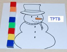 """Let it Snow, Let it Snow, Let it Snow!"" Winter Activities for Kids! - Pinned by @PediaStaff – Please visit http://ht.ly/63sNt for all (hundreds of) our pediatric therapy pins"