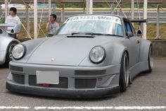 matte gray RWB #Porsche (click for larger size)