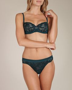 Cup fascination lingerie demi bra