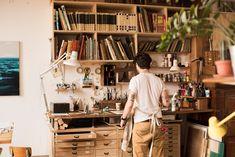 Where the magic happens: children's illustrators open up their studios - in pictures