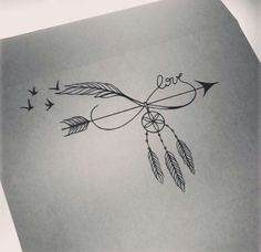 Be inspired with this tatoo: Model tattoo bird with dreamcatcher and word …. Be inspired with this tatoo: Model tattoo Forearm Tattoos, Body Art Tattoos, New Tattoos, Tatoos, Back Thigh Tattoo, Dance Tattoos, Famous Tattoos, Ankle Tattoo, Paar Tattoo