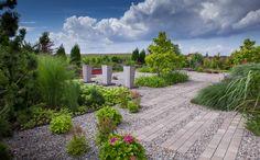 Nowoczesne ogrody w wyjątkowej formie
