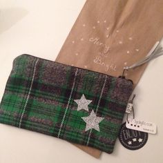 Tartan and silver #1 — 2 3 go by flo