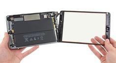 Retina iPad mini teardown uncovers giant battery, iPhone-class A7 chip
