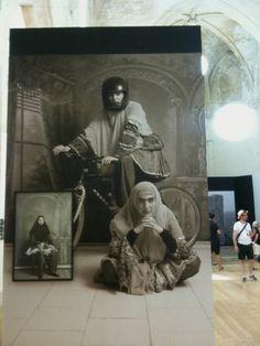 Mostra IRAN, Arles 2017, photo Claudia Zanfi