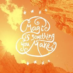 How will you make today sparkle? (via @mindbodygreen)