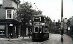 Evington Road. 1940s.