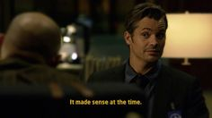 Justified. I can relate Raylan.
