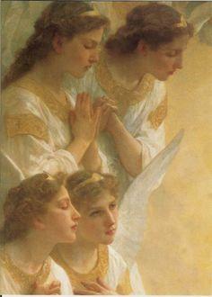 Guardian Angels praying