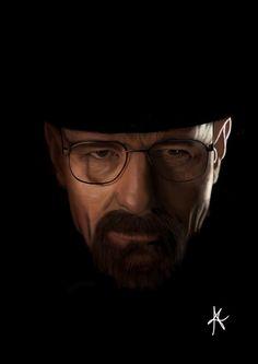 Alex Castaño nos envía este dibujo basado en la serie Breaking Bad. ¿Qué te parece? Breaking Bad, Cartoon Tv, Movie Posters, Movies, Dibujo, Illustrations, Films, Film Poster, Cinema