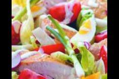 Jarní salát s kuřecím masem | Apetitonline.cz