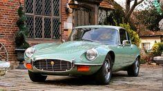 1971 Jaguar E-Type Series III V12 2+2 Coupe