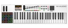 Which MIDI keyboard is best for a home recording studio? Color Pad, Drum Pad, Midi Keyboard, M Audio, Native Instruments, Home Studio Music, Ableton Live, Studio Setup, Display Screen