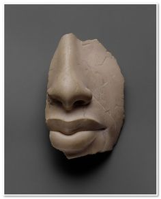 Nose and Lips of Akhenaten  18th Dynasty, New Kingdom  Amarna Period