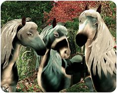 Falcora Sims: Alcinë / Eruannë / Meldawen (eyelashes, mane by CA... http://thesims3petka.blogspot.cz/
