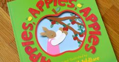 Since I had apple day last year, I was scrambling for a new really good apple book.  I wanted another one to talk about apples and what y...