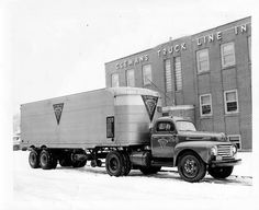 39 Best Vehicles Images On Pinterest Vintage Trucks Big Rig