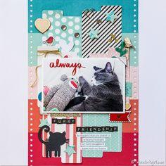 American Crafts | So Grateful Guest Designer @ listgirl.com
