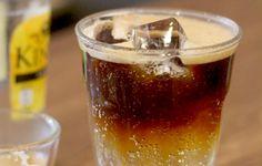 Hét drankje deze zomer: de tonic espresso -