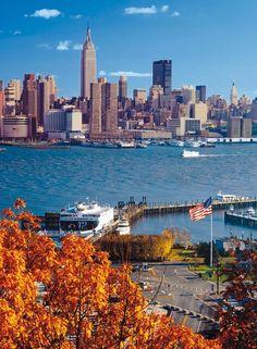 NYC  That from Guttenberg it looks like, Liliana Meland
