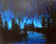 Paint Nite Anchorage | Anchorage Brewing Company December 20 Anchorage