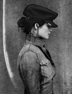 Gemma Arterton by Anton Corbijn