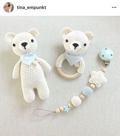 Babyspielzeug Teddybären Baby Toys Newborn Teddy Bears 46 Ideas – Toys for Baby Baby Boy Knitting Patterns, Baby Patterns, Free Knitting, Vintage Knitting, Crafts For Boys, Baby Crafts, Baby Toy Storage, Crochet Baby Toys, Baby Gift Baskets