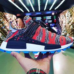 0ac29ac64  hypebeastkicks  Take a look at the  pharrell x adidas NMD Hu Trail