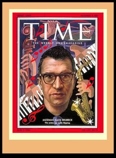 """Dave Brubeck - """"TIME""""less"""