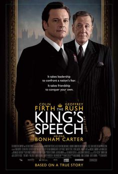 It's really Geoffrey Rush's movie— great performance