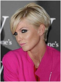 pixie+haircuts+for+long+faces | ... haircuts for round faces is that most short hairstyles end at the chin