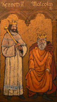 historical kings of scotland | Celtic kings from the unification of Scotland