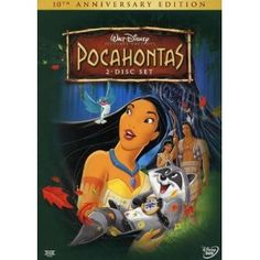 Pocahontas (Two-Disc 10th Anniversary Edition) --- http://www.pinterest.com.itshot.me/fa
