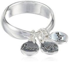 What else : Peace / Love / Hope . Paz + Amor + Esperança .