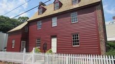 Eastern Entities - Shiplap House - Annapolis, Maryland Hauntings