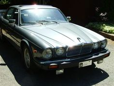 1990 Jaguar Vanden Plas   (4th car)