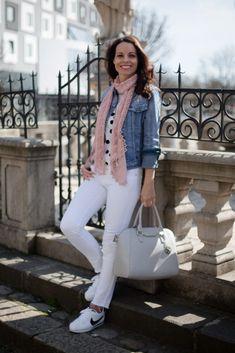 Svieži jarný look - Tina Chic