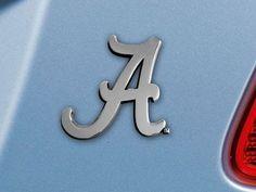 """Alabama Emblem 3""""x3.2"""""""