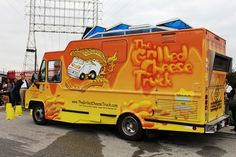food truck | Food Truck Friday: Grilled Cheese Truck Rolls Through El Segundo ...