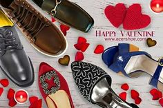 #HappyValentine 😍😍😍 Every year on 14 February people celebrate this day by sending #gift/messages of love and affection to partners, family and friends. Thinking about what to wear tonight??? Visit us: Azer Concept Sdn Bhd 573-577, Jalan Pasir Puteh, 31650 Ipoh, Perak. Jennie Tan call 012-522 8633 #LadiesFashionShoes \ #MenShoes \ Children Shoes \ Sandals  Beach Slippers \ Schools Shoes \ Canvas Shoes \ Rain Boots  Branded Sport Shoes \ Safety Shoes \ Etc