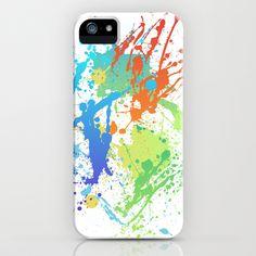 Splashs VII iPhone & iPod Case by Rain Carnival - $35.00 #iphone #samsung #mobile #case #skin #splash #colorful #summer