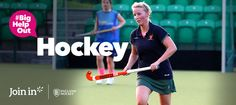 Big Help Out Hockey aims to garner support for hockey clubs across the UK