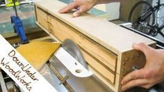 Ultimate list of table saw jigs